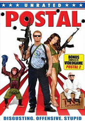 Postal Video Cover 2