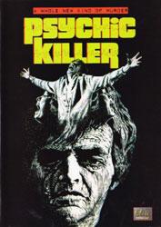 Psychic Killer Video Cover 2