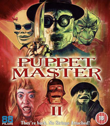 Puppet Master II Video Cover 1