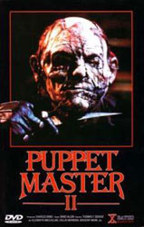 Puppet Master II Video Cover 2