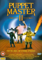 Puppet Master II Video Cover 4