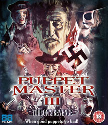 Puppet Master III: Toulon's Revenge Video Cover 1