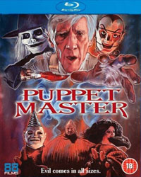 Puppet Master Video Cover 1