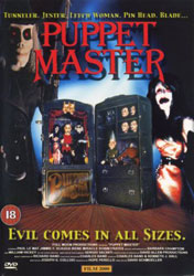 Puppet Master Video Cover 2