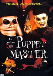 Puppet Master Video Cover 3
