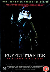Puppet Master Video Cover 5