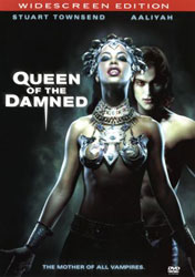 Queen of the Damned Video Cover
