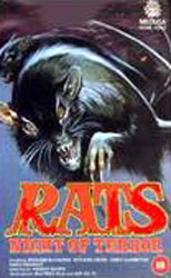 Rats: Night Of Terror Video Cover 2