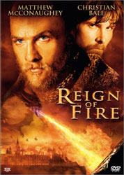 Reign Of Fire Video Cover