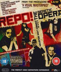 Repo! The Genetic Opera Video Cover 1