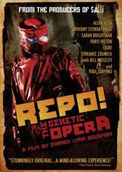 Repo! The Genetic Opera Video Cover 2