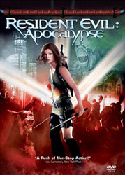 Resident Evil: Apocalypse Video Cover 1