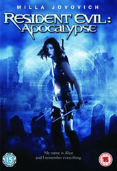 Resident Evil: Apocalypse Video Cover 2