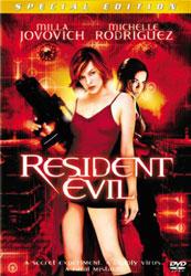 Resident Evil Video Cover