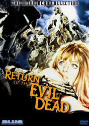 Return of the Evil Dead Video Cover 1