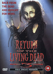 Return Of The Living Dead 3 Video Cover 1