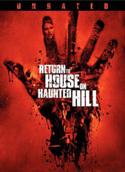 Return to House on Haunted Hill Video Cover