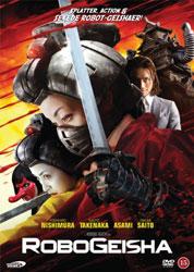 RoboGeisha Video Cover 1