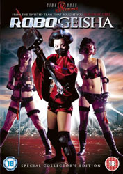 RoboGeisha Video Cover 2
