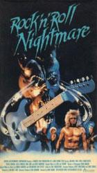 Rock 'n' Roll Nightmare Video Cover 2