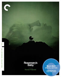 Rosemary's Baby Video Cover 1