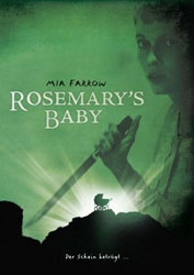 Rosemary's Baby Video Cover 2