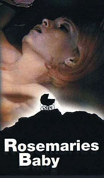 Rosemary's Baby Video Cover 4