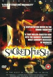 Sacred Flesh Video Cover 2