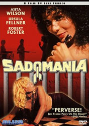 Sadomania Video Cover 1