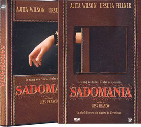 Sadomania Video Cover 2