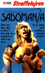 Sadomania Video Cover 6