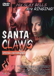 Santa Claws Video Cover 1