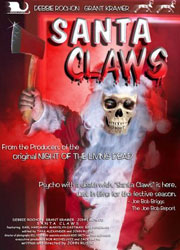 Santa Claws Video Cover 2