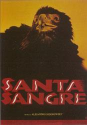 Santa Sangre Video Cover 1