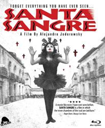 Santa Sangre Video Cover 11