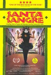 Santa Sangre Video Cover 2