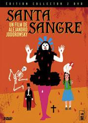 Santa Sangre Video Cover 3