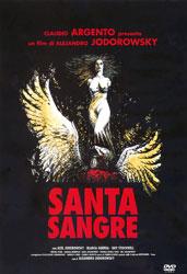 Santa Sangre Video Cover 5