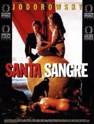 Santa Sangre Video Cover 6