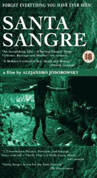 Santa Sangre Video Cover 8