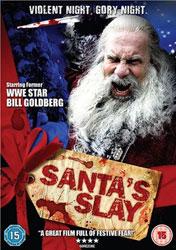 Santa's Slay Video Cover 1