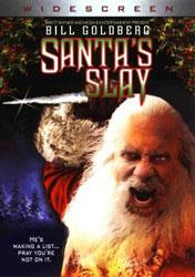 Santa's Slay Video Cover 2