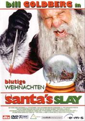 Santa's Slay Video Cover 4
