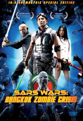 Sars Wars: Bangkok Zombie Crisis Video Cover 1