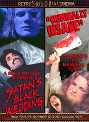 Satan's Black Wedding Video Cover 1