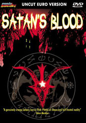 Satan's Blood Video Cover 1