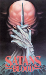 Satan's Blood Video Cover 3