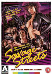 Savage Streets Video Cover 2