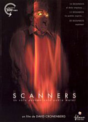 Scanners Video Cover 3