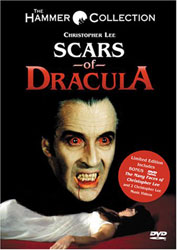 Scars Of Dracula Video Cover